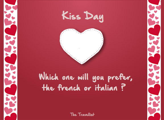 kiss_day_thetravellist