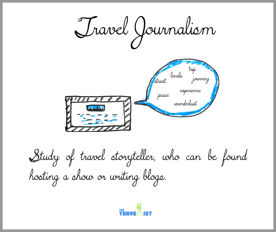 Travel Journalism