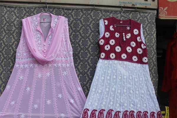 Chikan clothes